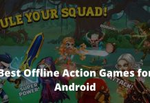 10 Best Offline Action Games for Android