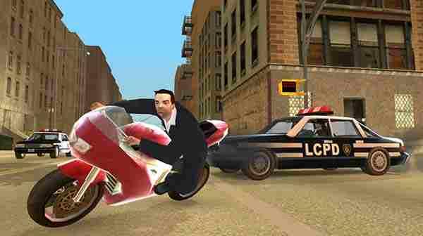 GTA Liberty City Stories (Paid)