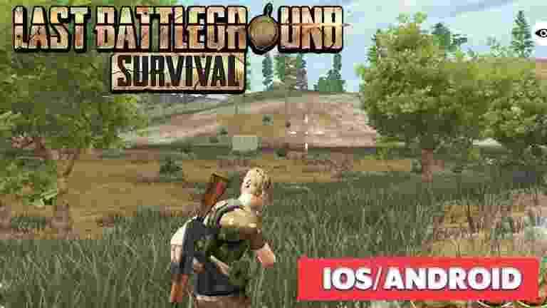 Last Battleground Survival