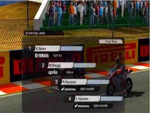 Moto GP Speed Tour
