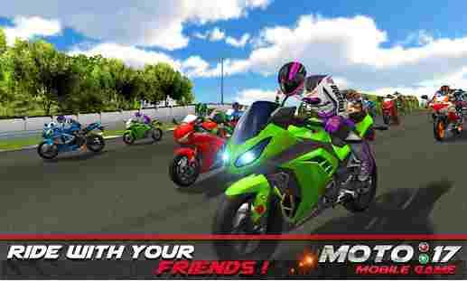 Real Motogp Bike Rider 3D - Highway Racing