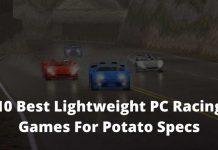 10 Best Lightweight PC Racing Games For Potato Specs