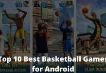 Top 10 Best Basketball Games for Android