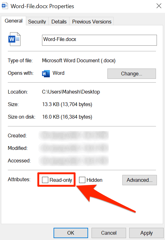 Disable Preview Pane in File Explorer