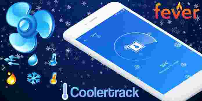 Phone Cool Down Cooling Master & Battery Cooler