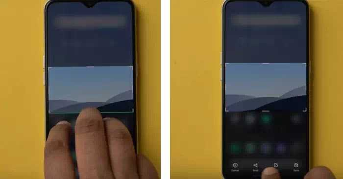 Screenshot of Oppo A52 A72 A92Without Button