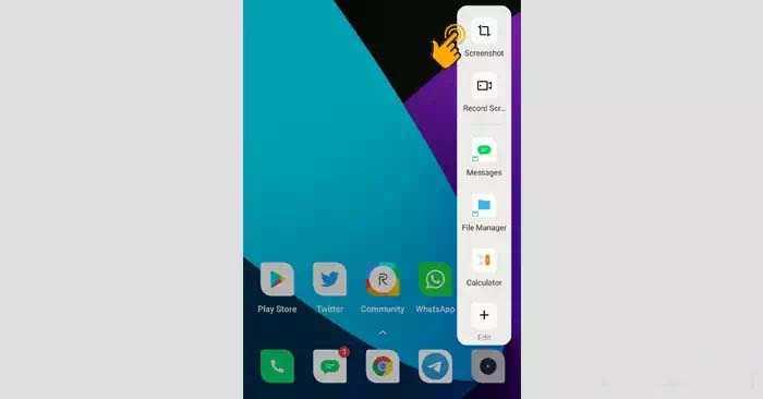 Screenshot viaSmart Sidebar