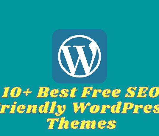 10+ Best Free SEO Friendly WordPress Themes