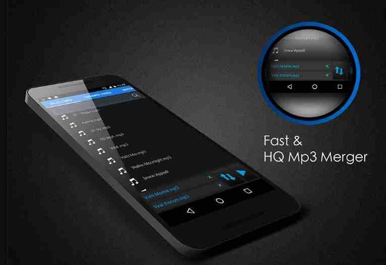 MP3 Cutter (Fresh User Interface)