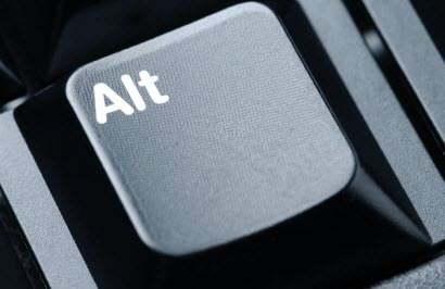 What are Alt Keys