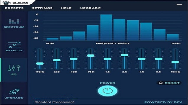 How to Increase Laptop Sound With DFX Audio Enhancer Application