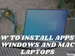 How to Install Apps on Windows and Mac Laptops
