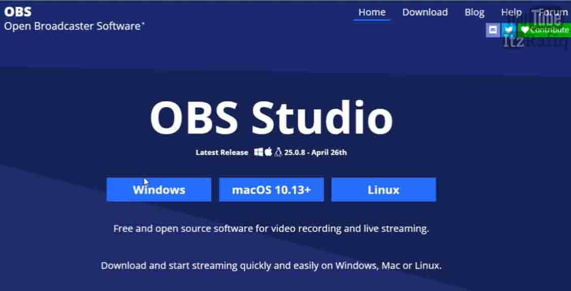 How to Screen Record on a Laptop Using OBS Studio