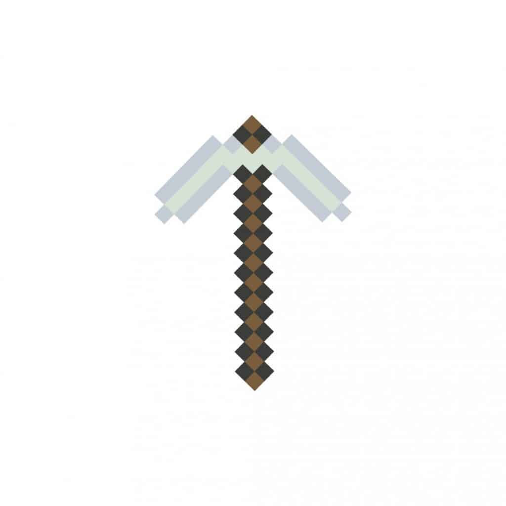 simply skills to craft concrete in Minecraft