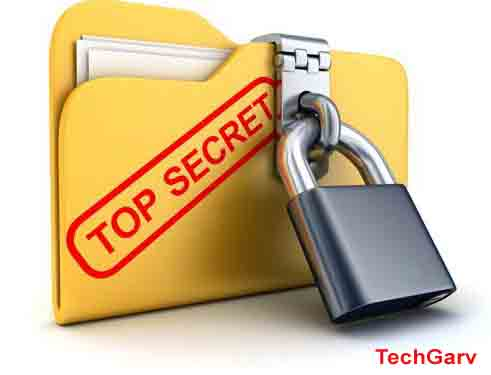How to Lock Files on a Laptop Using a Secret Folder