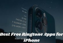 Best Free Ringtone Apps for iPhone