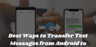Best Ways to Transfer Text Messages from Android to iPhone
